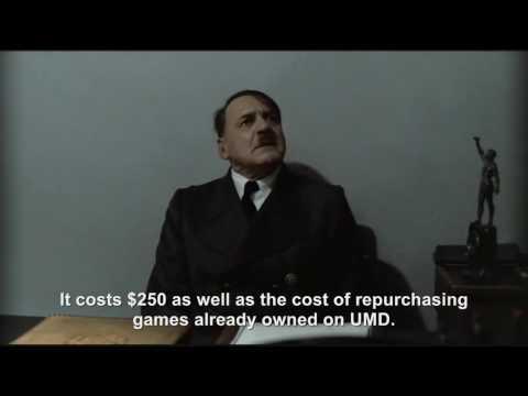 Hitler Reviews: PSP Go