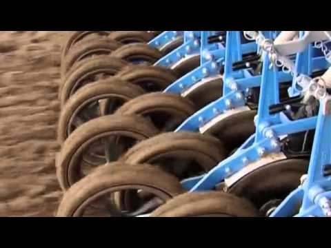 LEMKEN - Mechanische Drillmaschinen Saphir