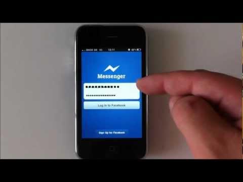 Die neue mobile Anwendung von Facebook - Der