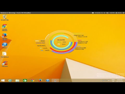 How to Install Rainmeter and Apply Themes/Skins on Windows 7 / Windows 8
