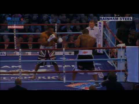 Danny Williams vs Derek Chisora