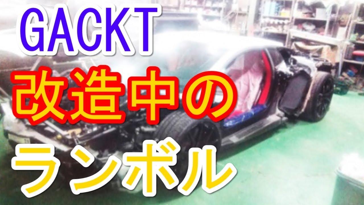 ガクト 車 ベントレー