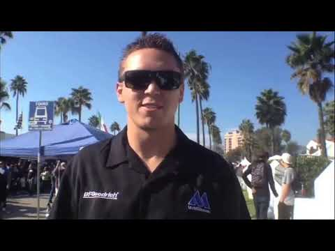 2011  SCORE Baja 1000 interview with Andy McMillin