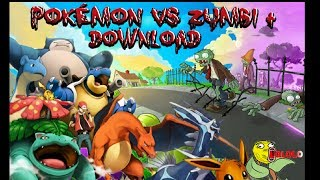 Pokémon Vs Zumbi + Download