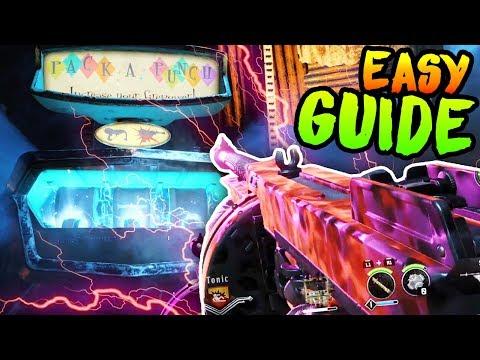 BLACK OPS 4 BLOOD OF THE DEAD EASTER EGGS GAMEPLAY WALKTHROUGH! (COD BO4)