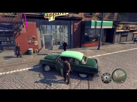 Mafia 2™ gameplay HD #1