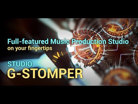 G-Stomper Studio DEMO APK Cover