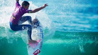 Trials Highlights - Quiksilver Pro France 2011