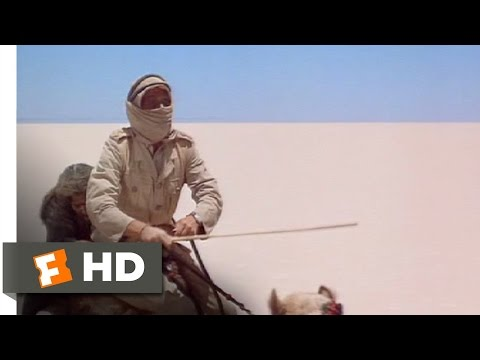Lawrence of Arabia (3/8) Movie CLIP - The Nefud Desert (1962) HD