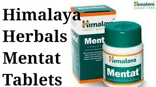 Himalaya Mentat Tables || Benefits & Uses || Best Review ||