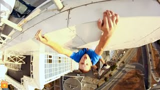 Crazy Russians Tower Climbing Compilation [HD] | Fun Del Mundo