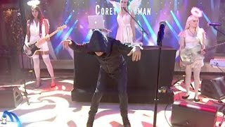 WTF Is Wrong With Corey Feldman? (VIDEO)