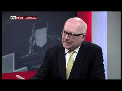 George Brandis Sky News Metta Data Interview -Beat Box/Remix