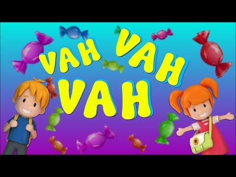 Vah Vah Çocuk Şarkısı | Sweet Tuti Bebek Şarkıları | Çizgi Film Çocuk Şarkıları | Ninni
