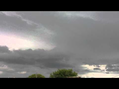 Cloudy Weather In Islamgarh mirpur azad kashmir pakistan part 3 Full HD