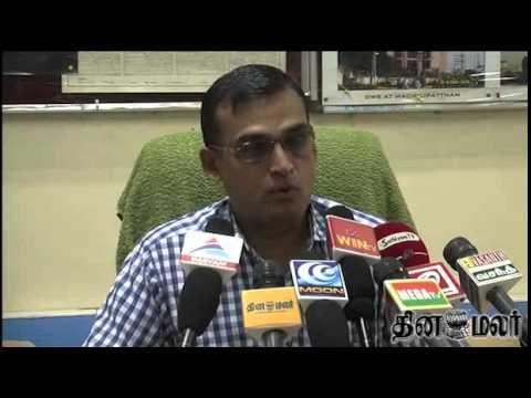 Rain in Tamilnadu says Meteorological Department - Dinamalar Oct 16th News