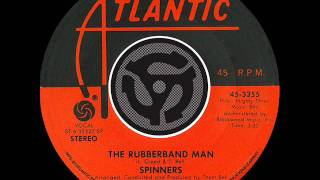 Spinners Rubberband Man