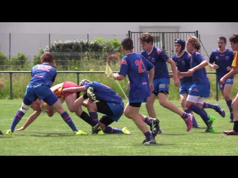 Challenge Fédéral M14 - Arnas juin 2016