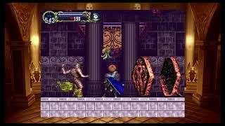 Castlevania Requiem: Symphony Of The Night VS Akmodan II