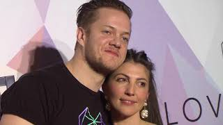 download musica Aja Volkman and Dan Reynolds Imagine Dragons frontman support LOVELOUD cause for LGBTQ community