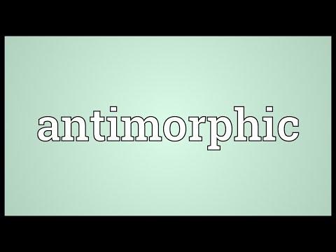 Header of antimorphic