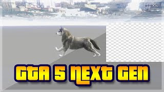 GTA 5 Next Gen: Playing as Animals! (Funny Moments Grand Theft Auto V)