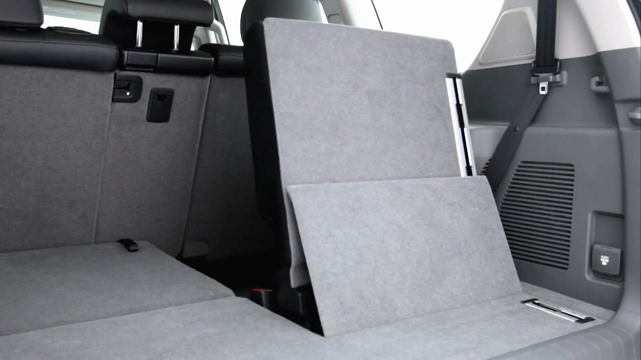 how to make landcruiser seats go back