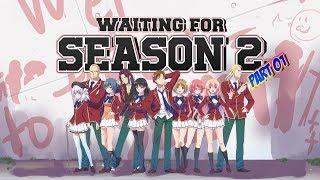 5 Anime Yang Paling Ditunggu Cerita Kelanjutanya - WAITING For SEASON 2 - Part 01