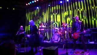 Blondie (D-Day) live @ Vicar St. Dublin, 2010-06-22 [HQ] [FullHD]