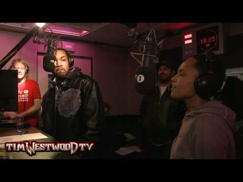 Westwood - Lloyd Banks on Game, Young Buck & G-Unit 1Xtra