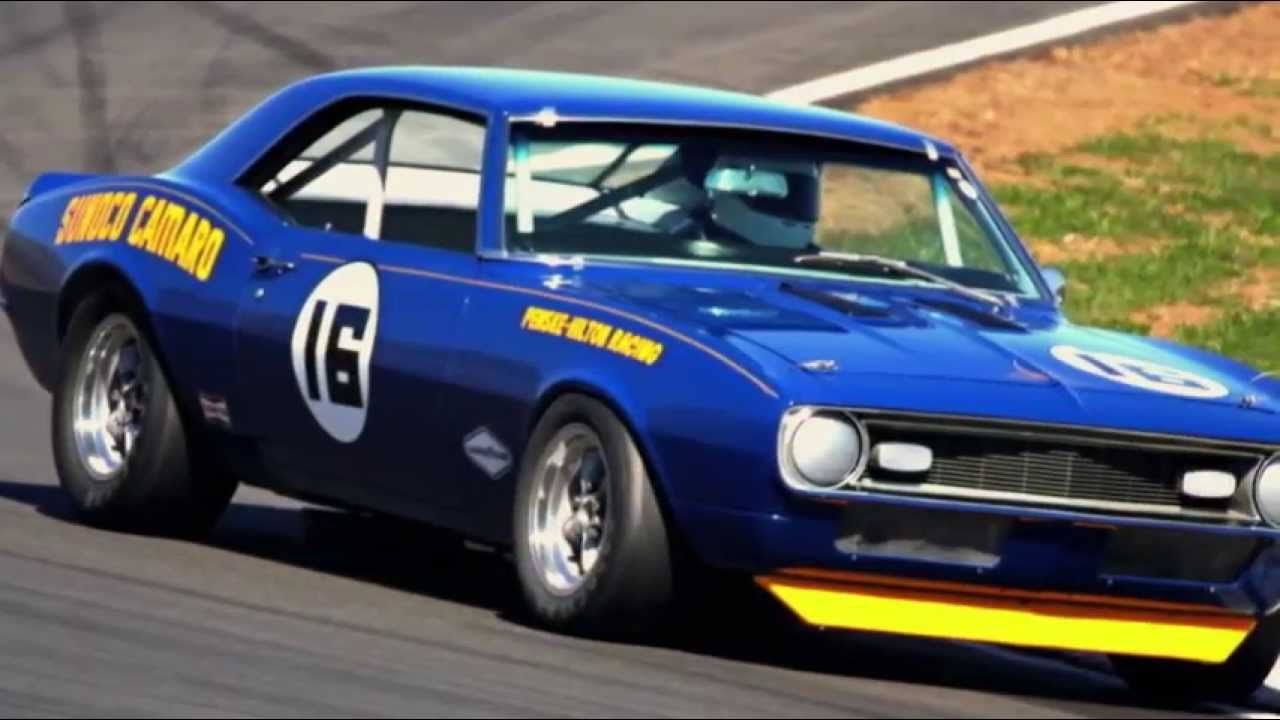 This Car Matters 1968 Ex Sunoco Penske Team Trans Am