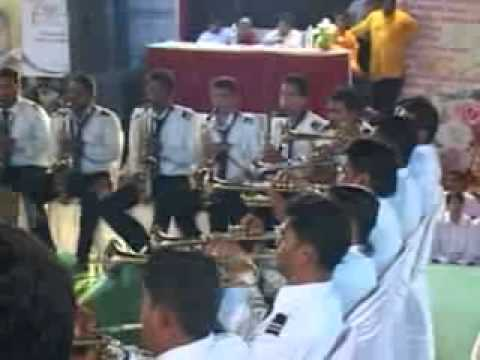Aa dekhe jara by JAY MAHARASHTRA BRASS BAND PATHAK
