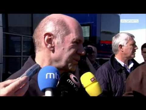 Adrian Newey talks about the evolution of the Red Bull Racing cars