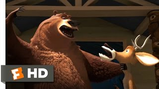 Open Season - Staging an Attack Scene (2/10) | Movieclips
