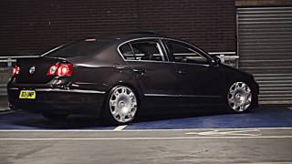 Tuning Passat B6 Classically