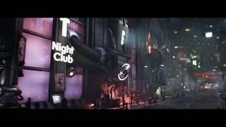 Cyberpunk city level [older version]