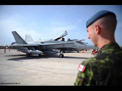 Canada At War With Isis - Harper To Send CF-18's To Iraq