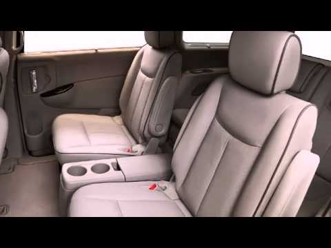 2013 Nissan Quest Video