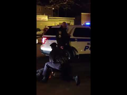 Northampton, MA police arrest an innocent black man outside of Tully O'Reilly's for no reason. All he did was take out his phone to start recording the polic...