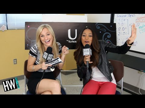 Keke Palmer Reveals Secret Talents & Worst Date Details!