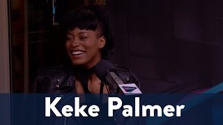 Keke Palmer Childhood Friends 2/4 | KiddNation