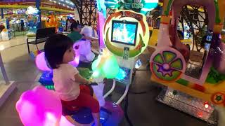 Light Love Kids Play at Dino Kid City Transmart Depok