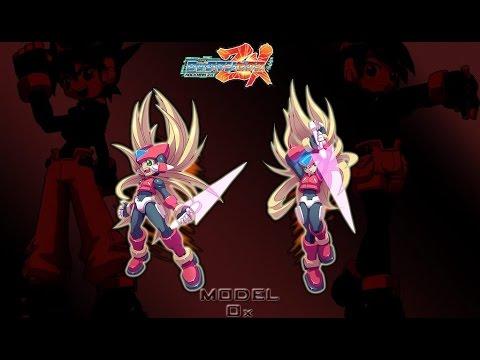 MegaMan ZX - Omega Zero (No Damage)