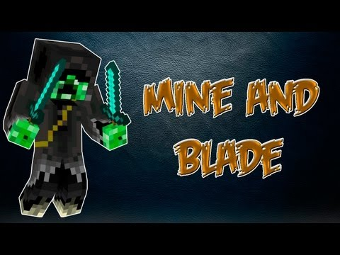Minecraft 1.6.4 - Como instalar Mine and Blade Battlegear 2 - Review [1080p]