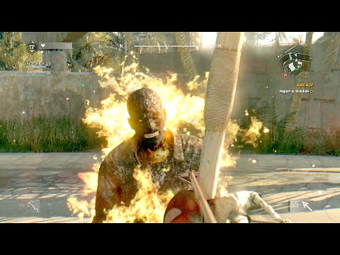 Sly Gameplay - Dying Light Funny/Brutal Moments Compilation Vol.3 (Bow/Explosions/Guns)