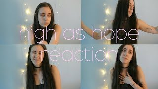 Download Lagu Florence and the Machine - High As Hope Reaction Gratis STAFABAND