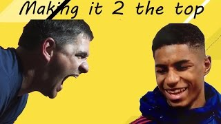 Fifa 17 | Making it 2 the top | #4 | getting annoyed with Rashford