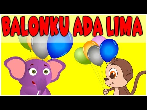 download lagu Balonku ada lima | Lagu Anak Indonesia Populer | Kumpulan 18 minutes | Versi baru