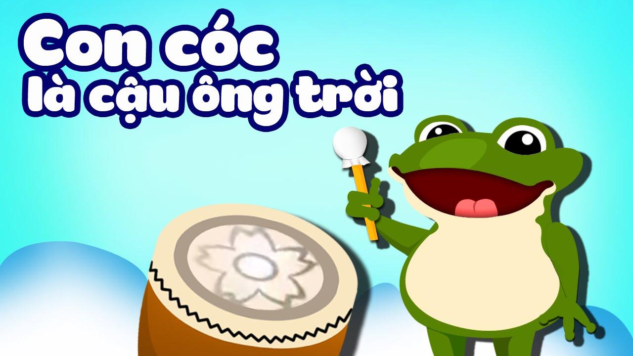 Con Cóc Là Cậu Ông Trời - Truyện cổ tích Việt Nam