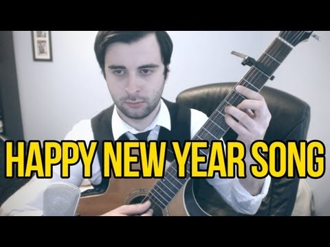 Happy New Year Song by Nick Bunyun